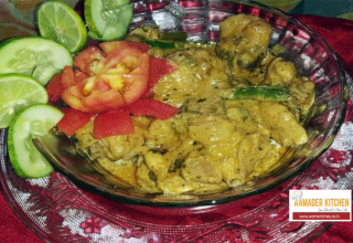 Dahi-Chicken