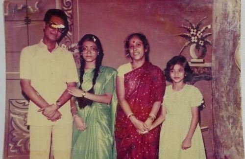 Some old memories of Jayata Chowdhury