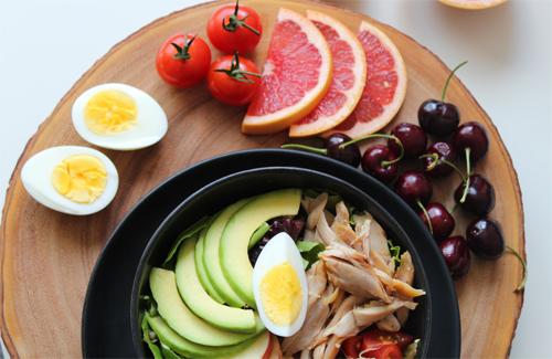 beauty hacks food