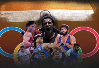 India at Olympics at 2020